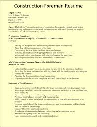 Construction Resume Project List Engineer Pdf Sample Cover Letter