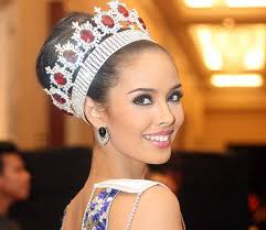 miss world pageant makeup
