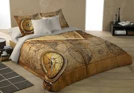 com old world navigation duvet cover bed linen set home at world map comforter