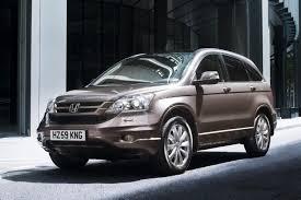 New Pics & Specs On The 2010 Honda CR-V Facelift For EU