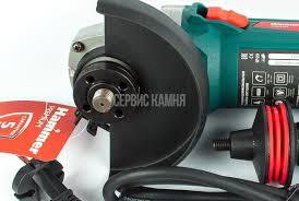 Угловая <b>шлифовальная машина HAMMER USM</b> 1,2KW/125mm/2 ...