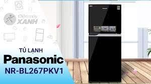 Tủ lạnh Panasonic Inverter 234 lít NR-BL267PKV1 giá tốt, có trả góp