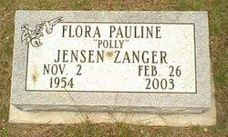 Flora Pauline Jensen Zanger (1954-2003) - Find A Grave Memorial