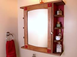 ... Cool Medicine Cabinets How To Build A Bathroom Medicine Cabinet How Tos  Diy Network With Brown ...