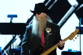 Gibbons is in the middle; Why Dusty Hill Spent Zz Top S 70s Hiatus Working At An Airport