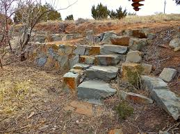 tips on building dry stack stone walls 7 more on steps