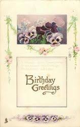 Postcards For Birthday 47 Best Vintage Birthday Postcards Images In 2019 Vintage