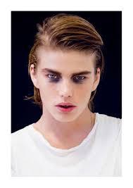 manly makeup shoots
