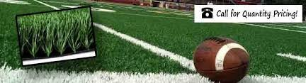 these fields have the traditional long artificial grass that makes them fantastic for football and soccer wear and tear varies between fields