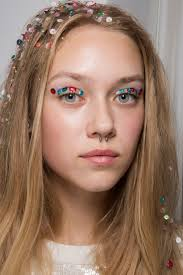 ashish spring 2016 beauty fashion show the impression