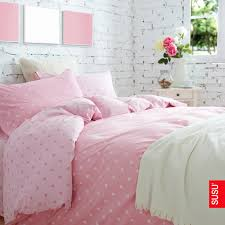 pink full size sheets