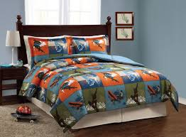 image of boys twin bedding themes