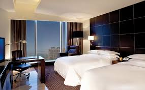 Hotel Room Interior Design | Exotic Interior Design of Five Star Hotel Rooms  with Beautiful Color