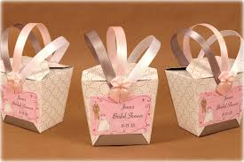 Graceful Bridal Shower Party Favor Idea Bridal Shower Chinese Takeout Style  Boxes in Bridal Shower Party