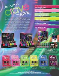 Dance All Night In Artistic Soak Off Colour Gloss 2100181