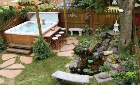 landscape layout designs decor of backyard ideas images captivating modern design online29 online