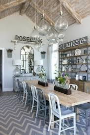 coastal glass pendant lamps farmhouse dining room with whitewashed ceiling planks shingle style beach house home coastal cottage pendant lights