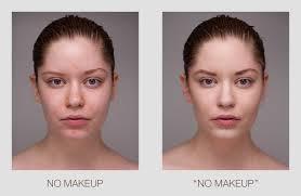 the myth of no makeup