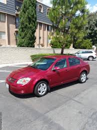 Chevrolet Cobalt In California For Sale ▷ Used Cars On Buysellsearch