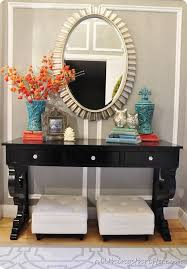 how to decorate a console table. Ideal Home | Pinterest Decorating, Console Tables And Consoles How To Decorate A Table C