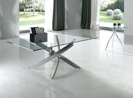 chrome glass coffee table appealing contemporary glass coffee tables angel contemporary glass and chrome coffee table