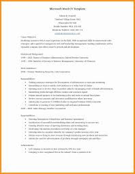 Word 2007 Resume Template New Resume Templates Word 2007 Atopetioa Com