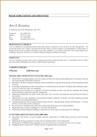 Cover Letter Experienced Resume Format Experienced Resume Format