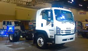2018 ford work truck. contemporary truck isuzu ftr launched at the 2016 ntea  the work truck show photo on 2018 ford work truck
