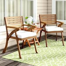 patio dining chairs with cushions home chair cushion reviews mainstays outdoor ties