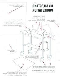 ergonomic desk setup. Ergonomics Desk Bedroom Great Ergonomic Standing Setup Best Images About Cubicle Regarding Modern House