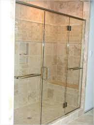 frameless glass shower door installation how to install glass shower doors 1 truly glass shower door