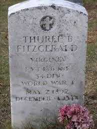 Thurel Byron Fitzgerald (1892-1948) - Find A Grave Memorial
