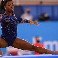 Simone Biles on last Olympic chance ...