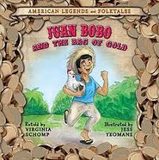 cover of juan bobo and the bag of gold 1 august 2018 benchmark books art by jess yeomans