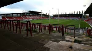 Covering wrexham, malpas, chirk, ruabon, llay, rossett, coedpoeth we have been unable to find any listings for sports grounds & stadiums in wrexham. Why Everyone S Talking About Wrexham Afc Ryan Reynolds And Rob Mcelhenney The Week Uk