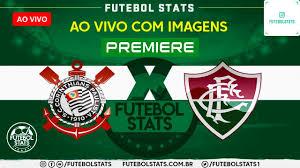 Assistir Corinthians x Fluminense Futebol AO VIVO Premiere e Futemax –  Brasileirão 2020 - YouTube