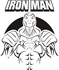 Small Picture Iron Man Coloring Pages For Kids Color Zini