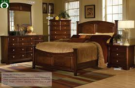 bedroom solid cherry wood bedroom furniture for sets set canada decor ideas used rooms casual