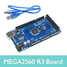 <b>Mega 2560</b> R3 <b>Board 2012</b>-Version with ATMega 2560 ...
