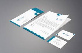 Psd Letterhead Template Business Card Letterhead Template Psd PlanMade 14