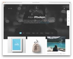 25 Free Photography Website Templates For Photographers 2019