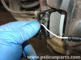 Mercedes Benz Brake Wear Warning Light Mercedes Benz W210 Rear Brake Pad Disc Replacement 1996 03