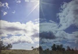 Spiegelfolie Innen Zum Optimalen Sichtschutz Am Tage Allefoliende