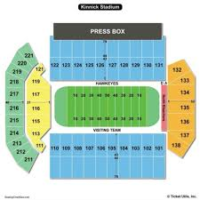 Adler Theater Davenport Seating Chart The Most Awesome Kinnick Stadium Seating Chart View