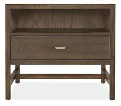 ... Oak Night Stands Bedroom Night Tables For Small Spaces Couple Wine  Chairs Tv House Floor Pot ...