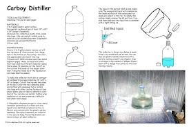 do it yourself diy solar distiller made from a 5 gallon plastic water bottle and a sun screen for a car windshield can make up to 16 oz of distilled