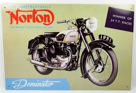 a brief history of the norton motorcycle company collector cars