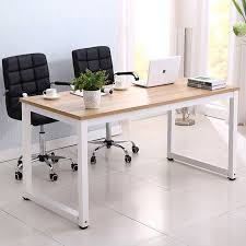 home office study furniture. Ktaxon Wood Computer Desk PC Laptop Study Table Workstation Home Office Furniture L