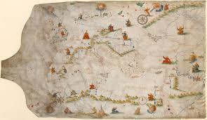 Portolan Charts File Portolan Chart Old World Wdl8954 Png Wikimedia Commons