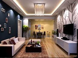 Amazing Simple Small Apartment Decoration Interior Decorating And - Contemporary apartment living room